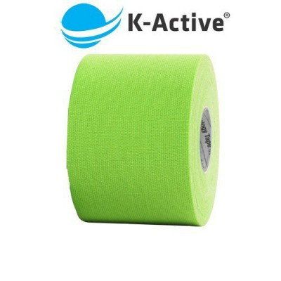 Kinesiology Tape zielony 5m