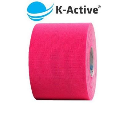 Kinesiology Tape różowy 5m