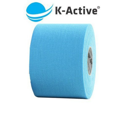Kinesiology Tape niebieski 5m